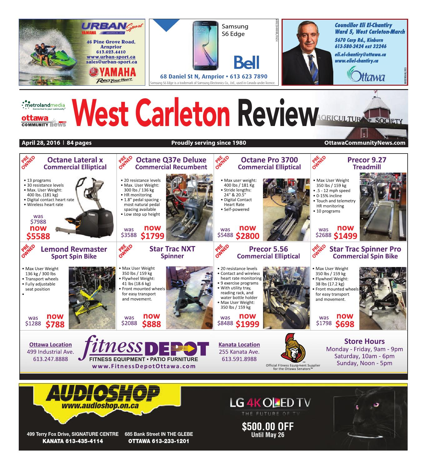 Westcarleton042816 By Metroland East West Carleton Review Issuu Free Circuit Diagrams 4u Police Car Light System