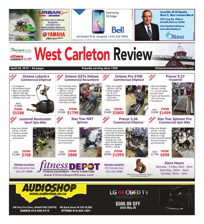 Westcarleton042816 By Metroland East West Carleton Review Issuu Wood Boiler Independent Power Greene Maine