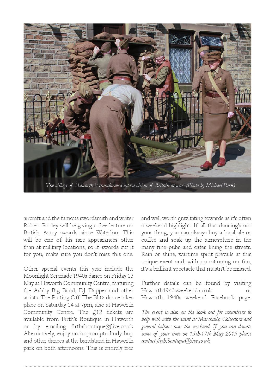 The Bingley Review | Issue Four | May/June 2016 by Festival