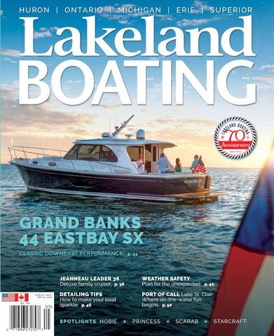 May 2016 by Lakeland Boating Magazine - issuu