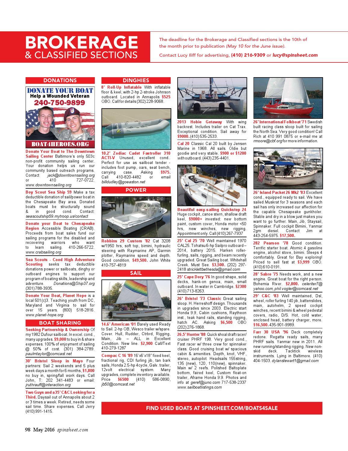 SpinSheet Magazine May 2016 by SpinSheet Publishing Company - issuu