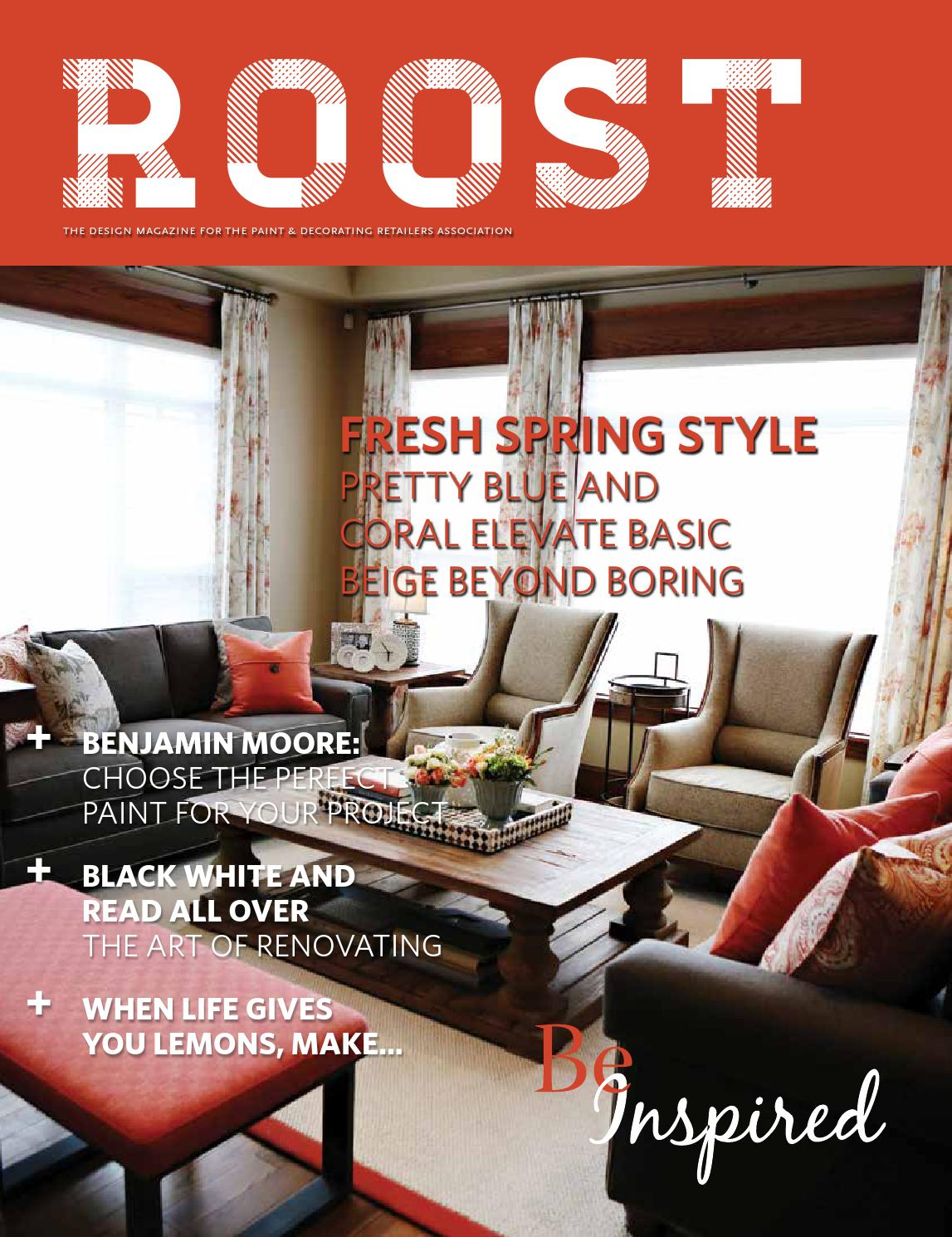 Roost Spring2016 By Covet Magazine