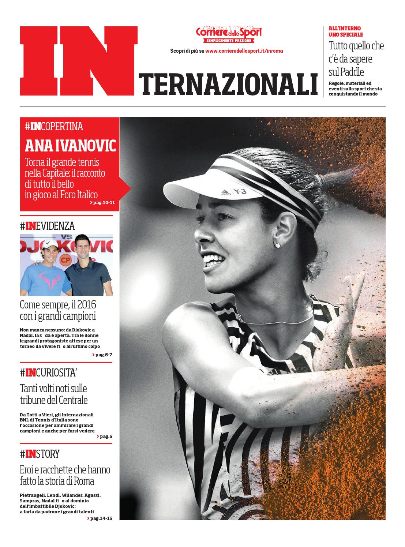 ha fatto Ana Ivanovic incontri Novak motociclista incontri