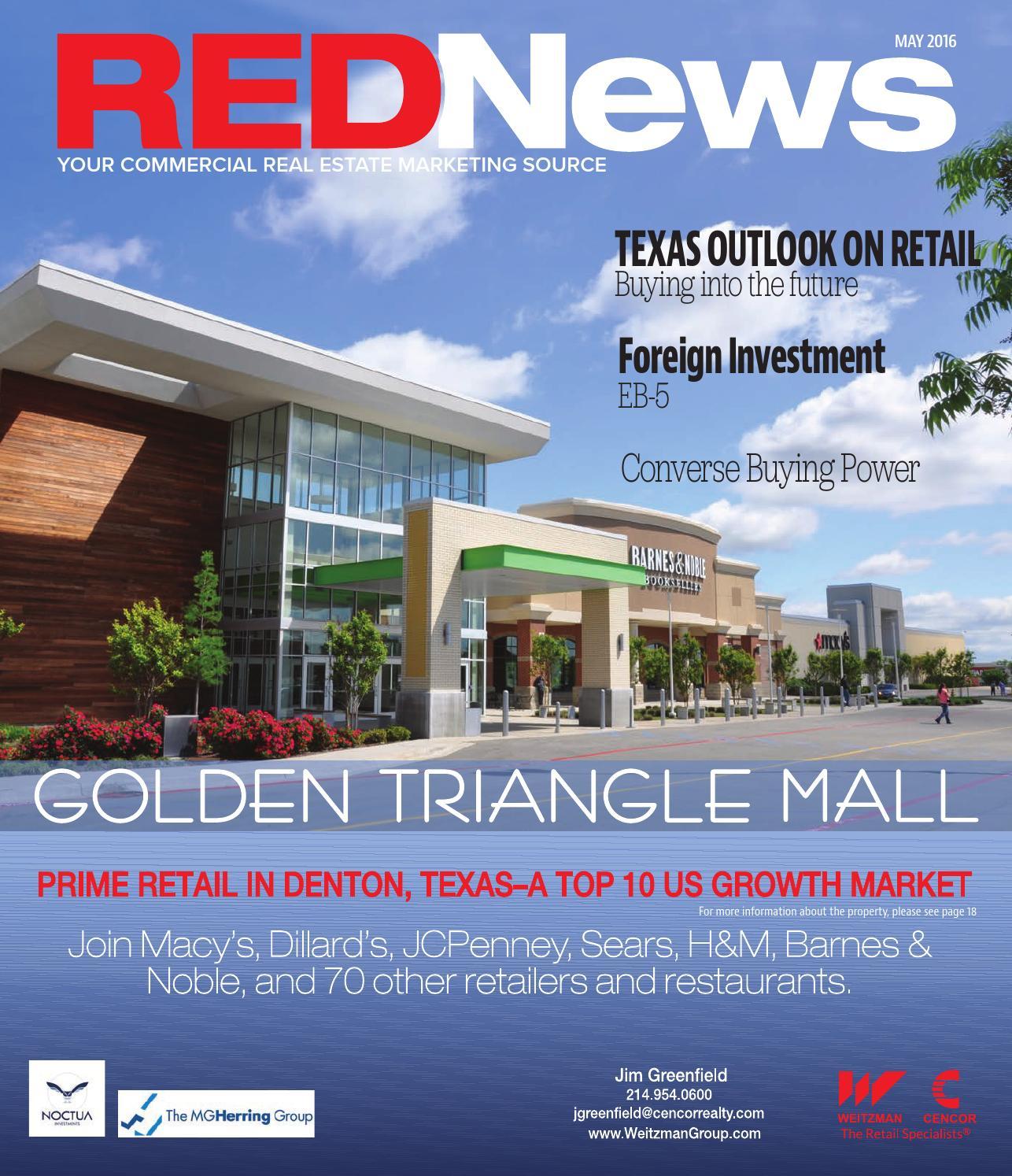 Rednews May 2016 North Texas by REDNews issuu
