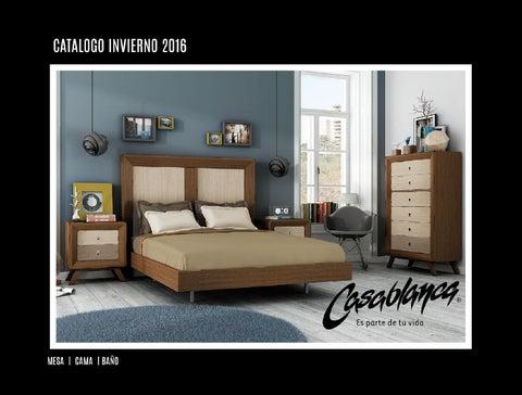 120e1bb18a0 Catálogo Invierno Casablanca 2016 by Casablanca Blanqueria - issuu