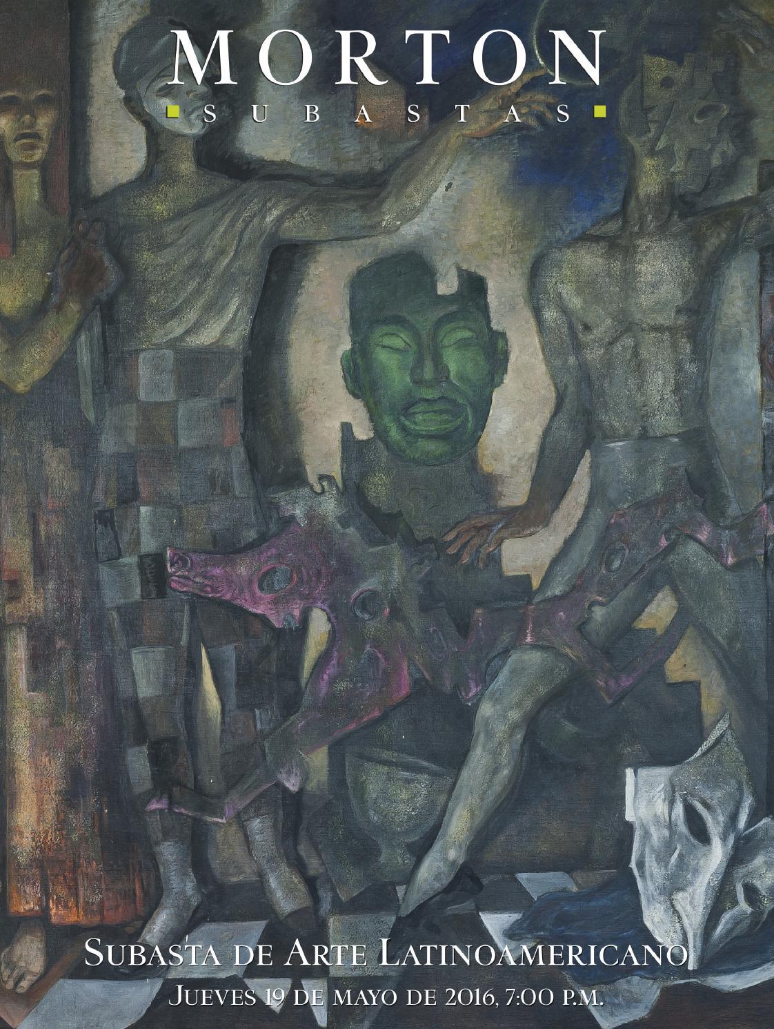 58f5489deb Subasta de Arte Latinoamericano by Morton Subastas - issuu