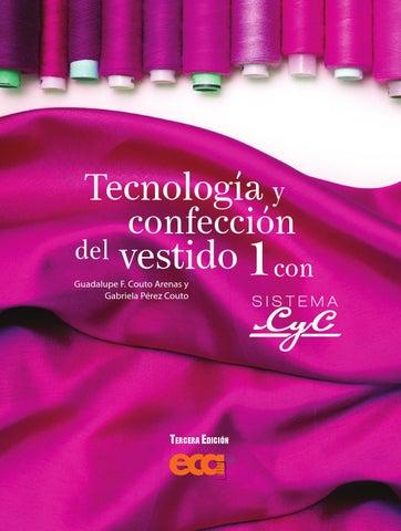 aa77cd8d3 Tecnología y Confección del Vestido 1 by Ediciones Eca - issuu