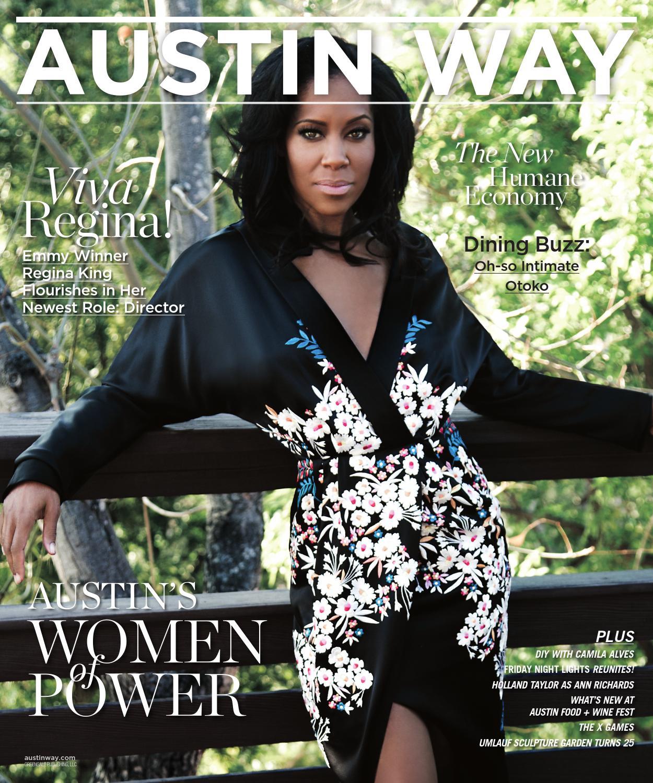 Austin Way - 2016 - Issue 2 - Late Spring - Regina King by MODERN LUXURY -  issuu