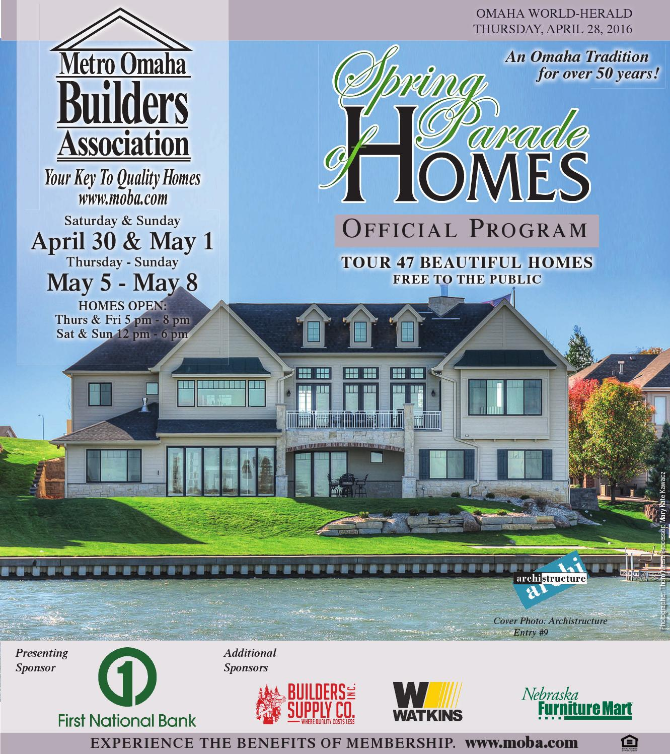 2016 spring parade of homes by omaha world herald issuu