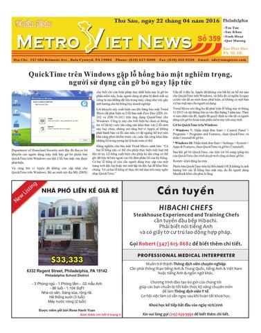 1894563e1ddd6 MVN Issue  359 by Metro Viet News - issuu