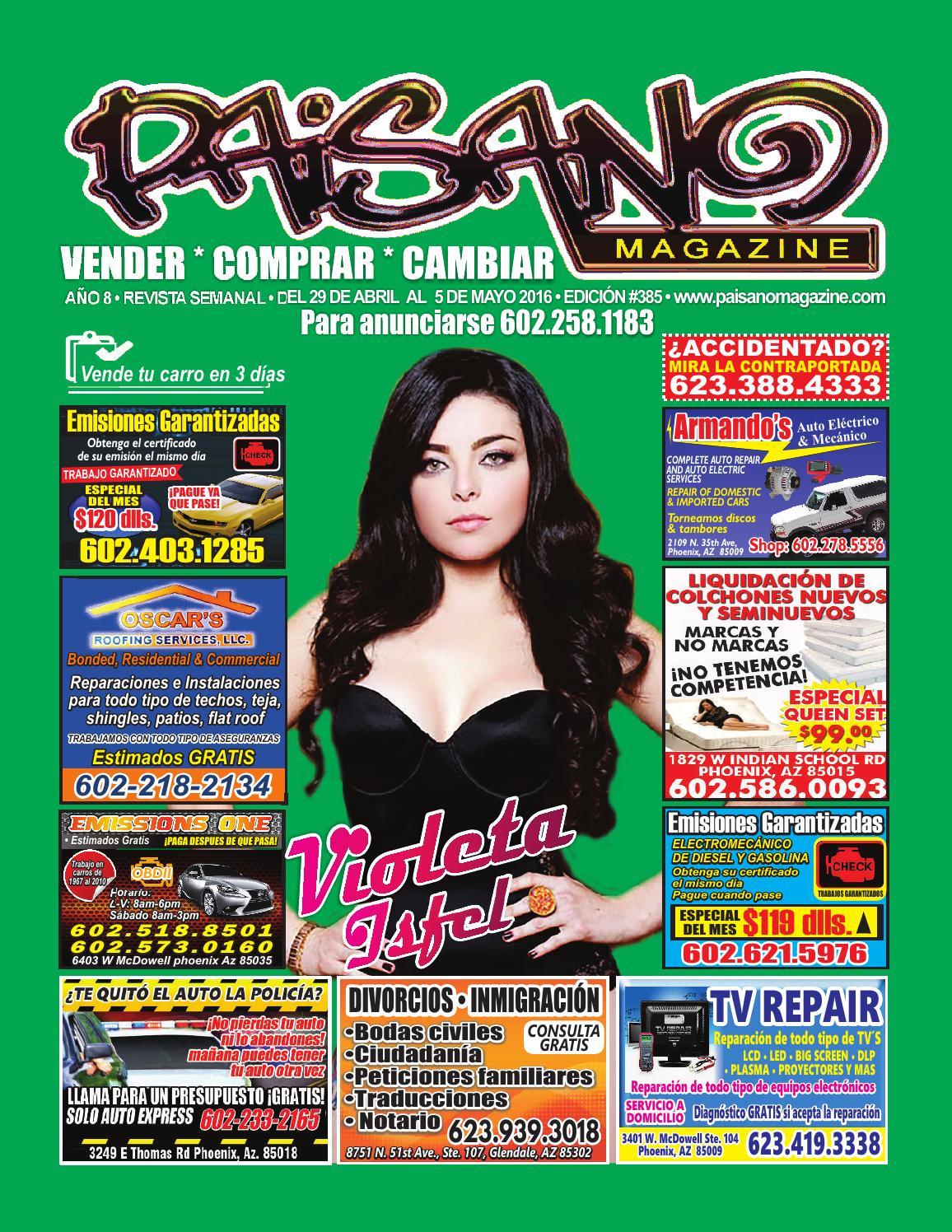 Paisano Magazine # 385 by Paisano Magazine - issuu