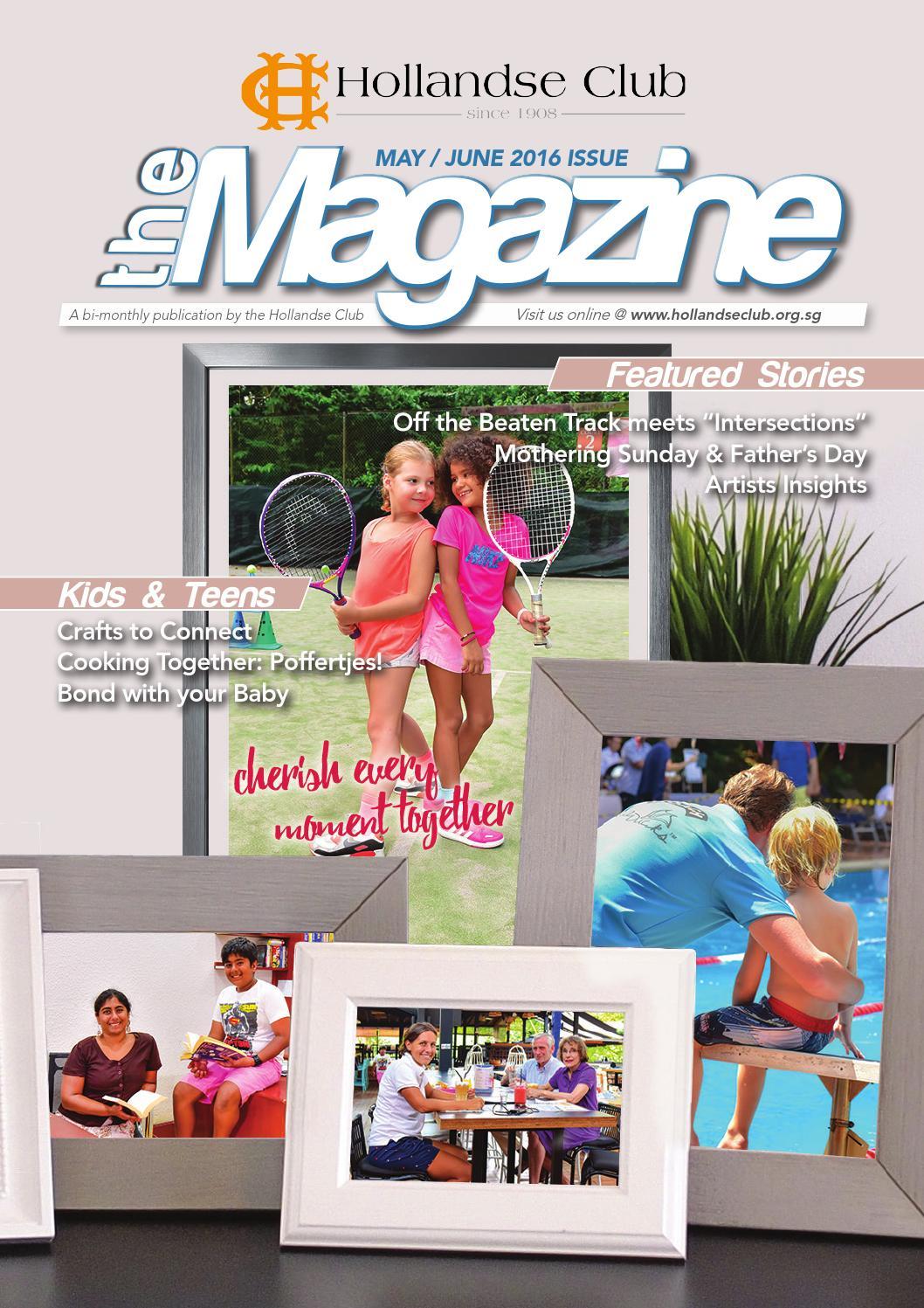 Hollandse Club Magazine May June  By Hollandse Club Issuu