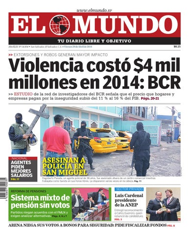 Mundo290416 by Diario El Mundo - issuu 3658878520a