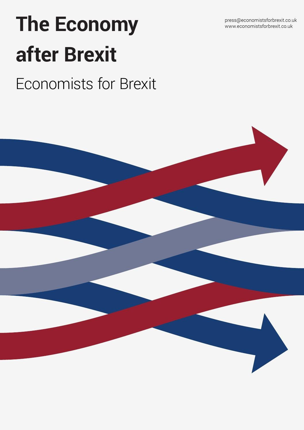 Economists for Brexit - The Economy after Brexit by EFBKL