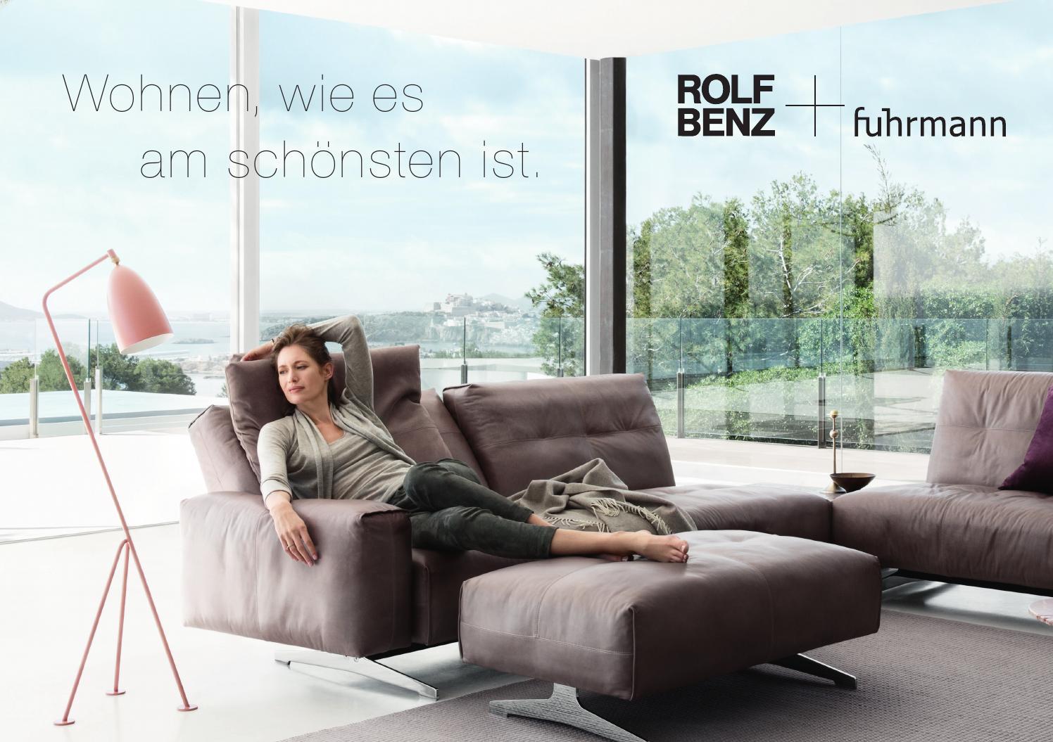 Rolf Benz Fuhrmann Broschüre By Christian Klasan Issuu