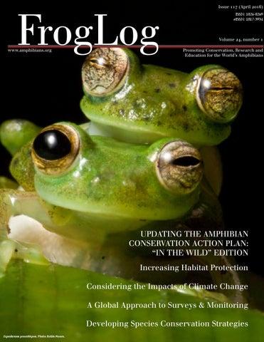 ca46cf3e6d6 FrogLog 118 by Amphibian Survival Alliance - issuu