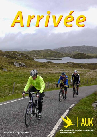 Arrivee 132 - Spring 2016 by Audax UK - issuu e543f5552