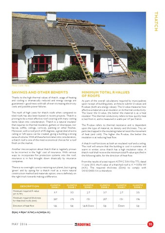 TH ATC H  sc 1 st  Issuu & SA Roofing May 2016 | Issue: 79 by Trademax Publications - issuu memphite.com