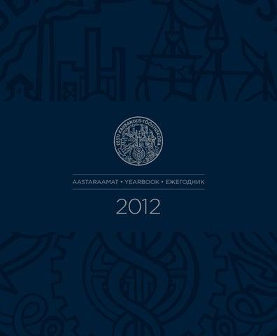 d182ec2f6da Koja aastaraamat 2012 by Eesti Kaubandus-Tööstuskoda / Estonian ...