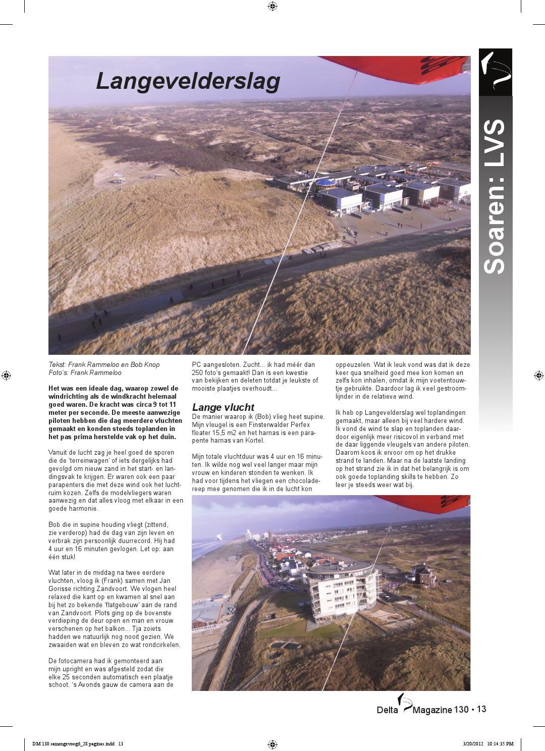 Delta Magazine (2012) 130 by Koninklijke Nederlandse