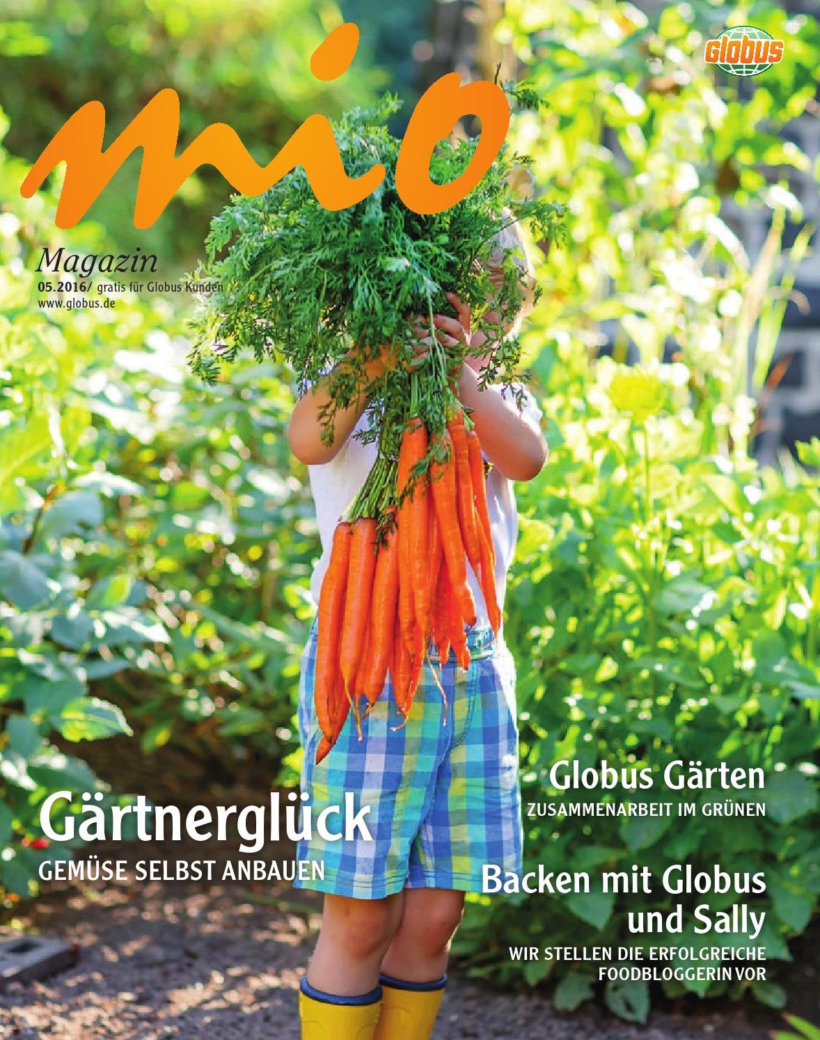 mio1605 by Globus SB-Warenhaus Holding GmbH & Co. KG - issuu