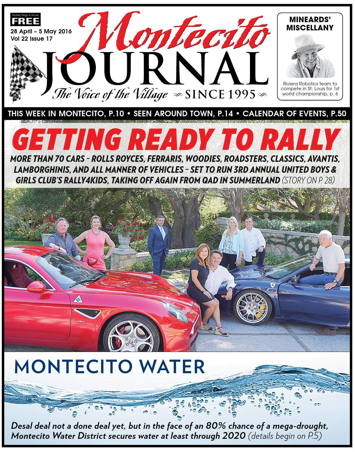 Getting ready to rally by montecito journal issuu fandeluxe Choice Image
