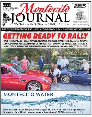 Getting ready to rally by montecito journal issuu page 1 fandeluxe Choice Image