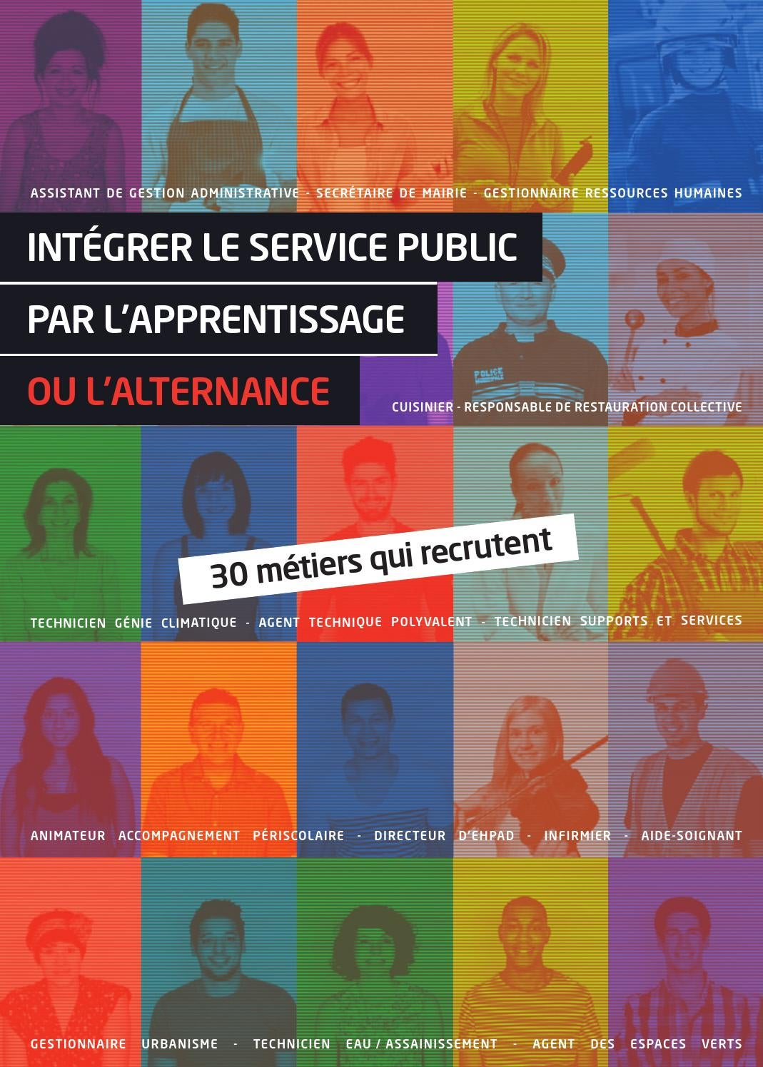 Int grer le service public par l 39 apprentissage ou l for Alternance restauration collective