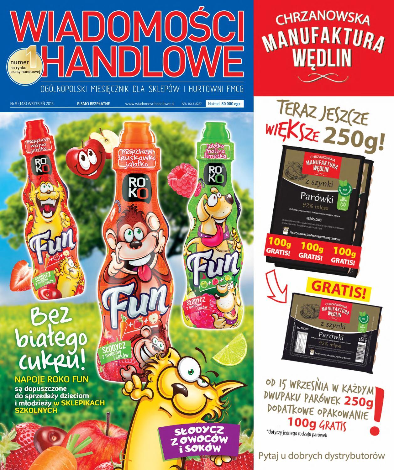 ae5bef1a20951 Wiadomości Handlowe, nr 148, wrzesień 2015 by Wiadomości Handlowe - issuu