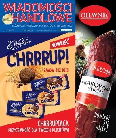 568da5c431aef Wiadomości Handlowe, nr 147, sierpień 2015 by Wiadomości Handlowe ...