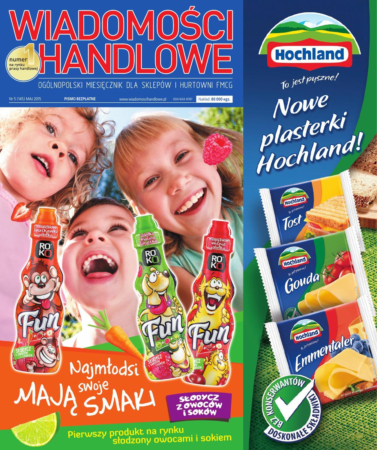 5428cca510b57 Wiadomości Handlowe, nr 145, maj 2015 by Wiadomości Handlowe - issuu