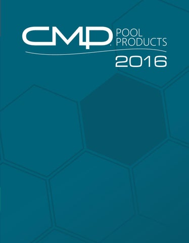 2016 CMP Pool Products Catalog by CMP, LLC - issuu