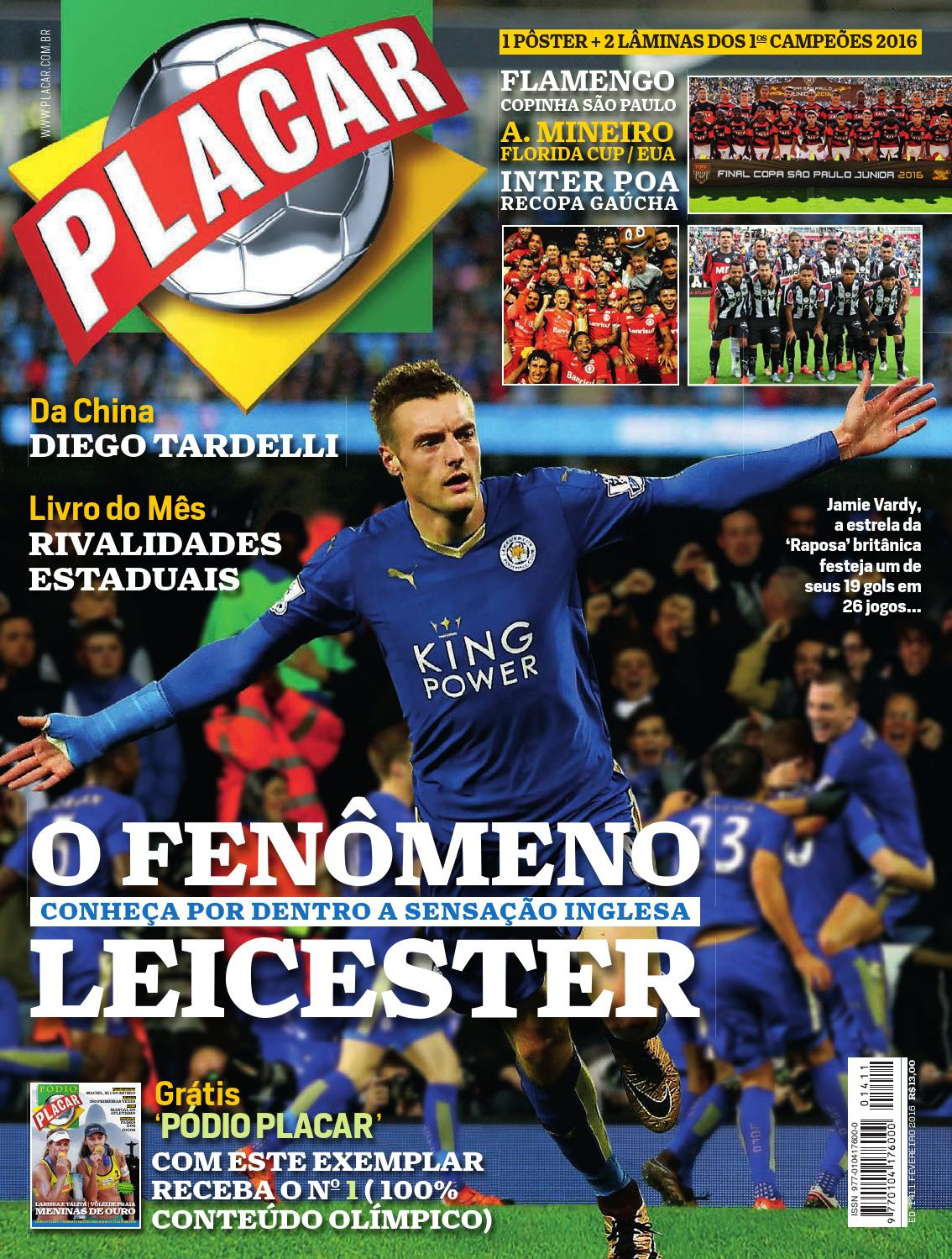Revista Placar – Editora Caras by Revista Placar - issuu cfbd764a402fb
