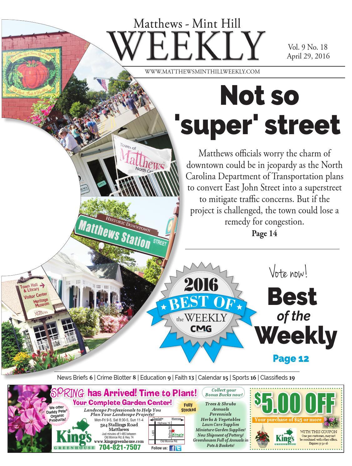 matthews mint hill weekly by carolina weekly issuu