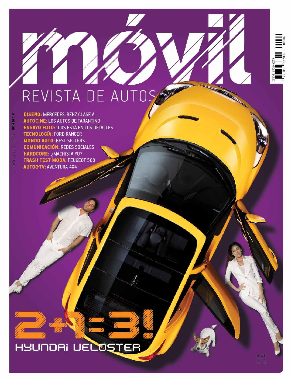 Móvil - Revista de Autos  6 by Revista Móvil - issuu ed43d30d373b