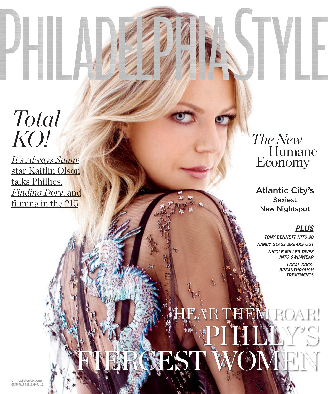 c1c064a02b Philadelphia Style - 2016 - Issue 2 - Late Spring - Kaitlin Olson by MODERN  LUXURY - issuu