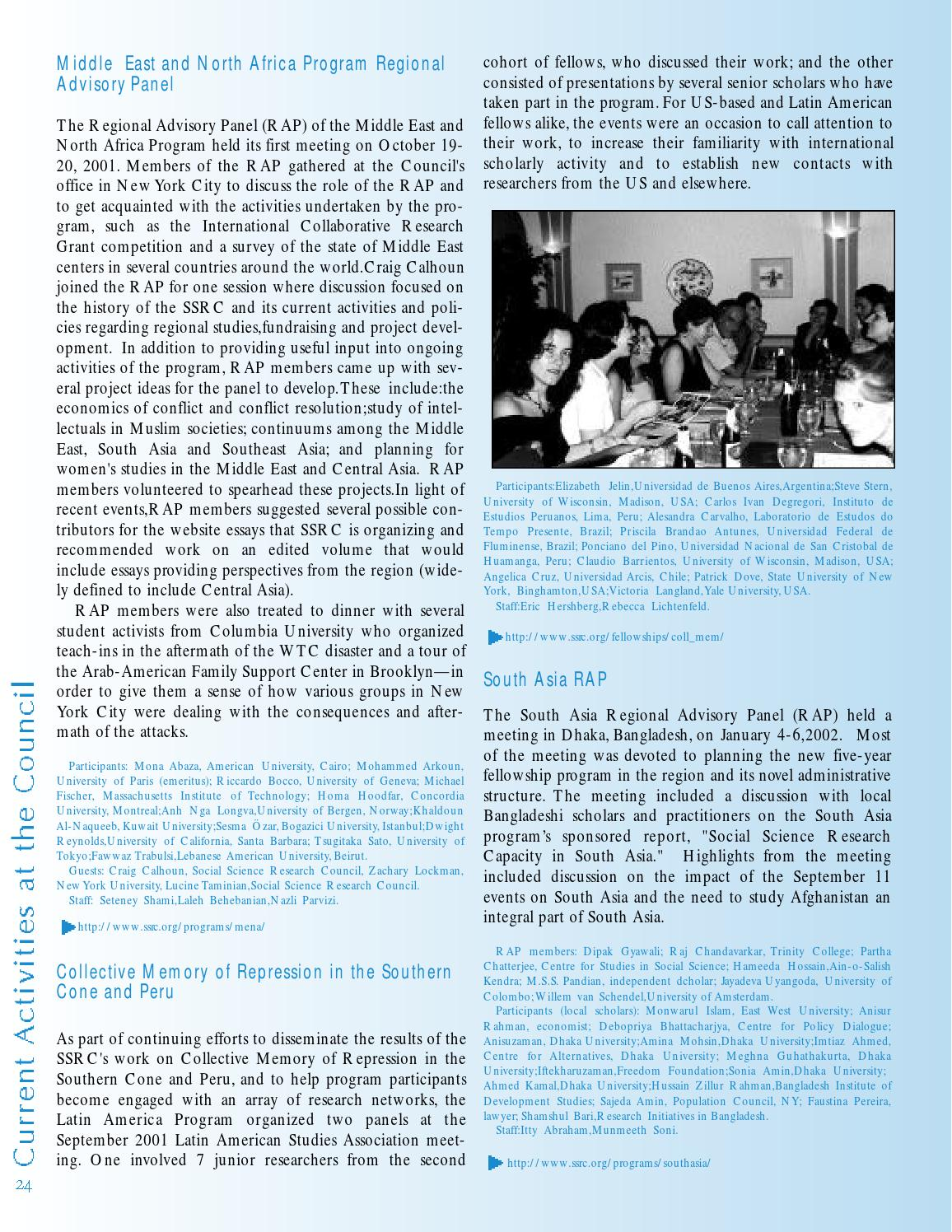 Items & Issues Vol  2 No 3-4 (2001) by SSRC's Items & Issues