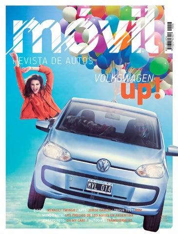 Móvil - Revista de Autos  16 by Revista Móvil - issuu 55fa87f82a319