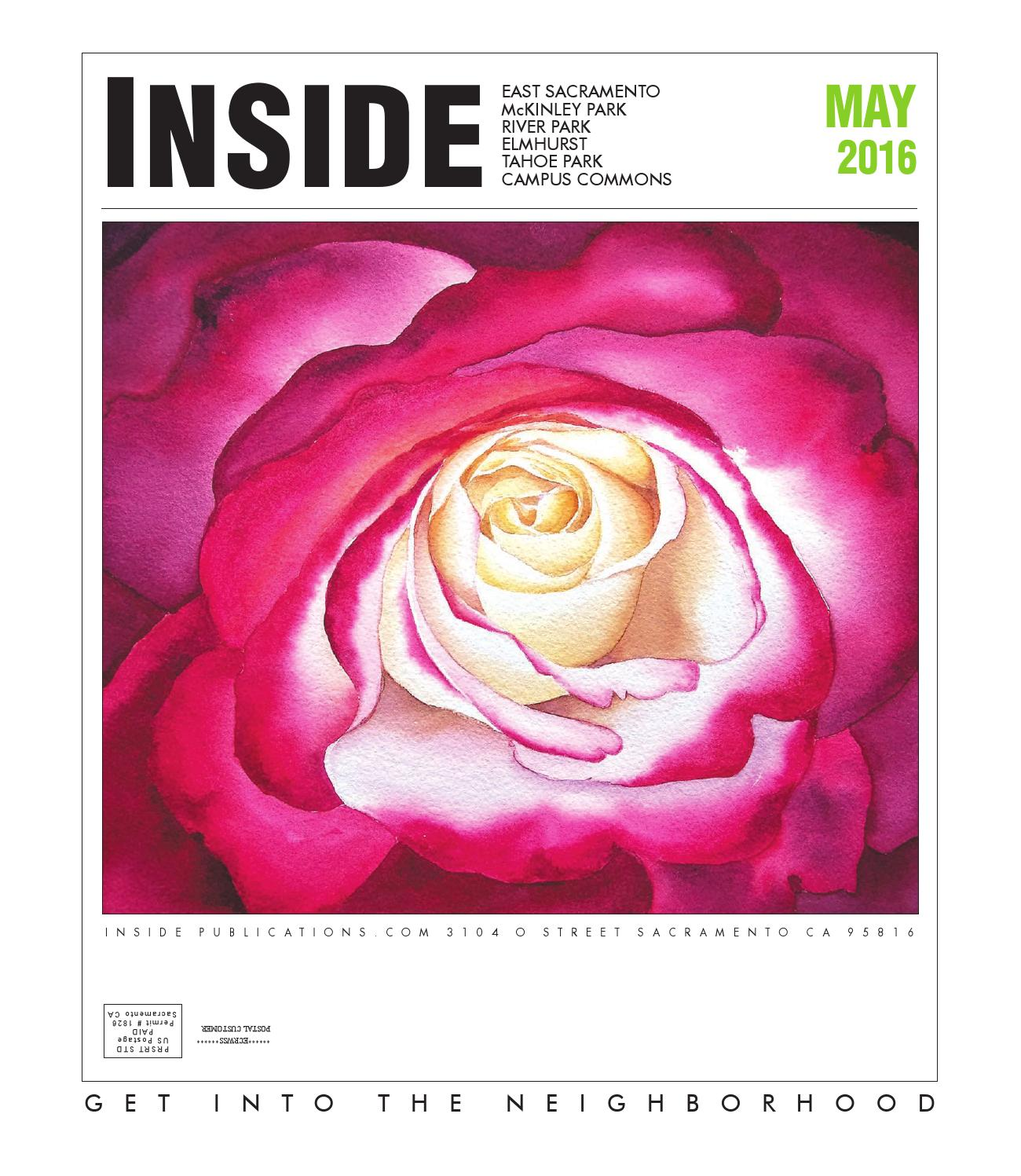 Inside east sacramento may 2016 by Inside Publications issuu