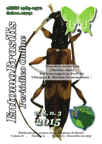 Entomobrasilis volume 8 nmero 3 by entomobrasilis issuu page 1 fandeluxe Images