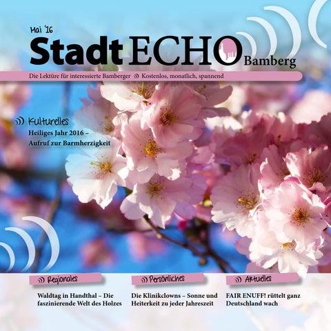 StadtECHO Bamberg Ausgabe 05 2016 by StadtECHO Bamberg - issuu