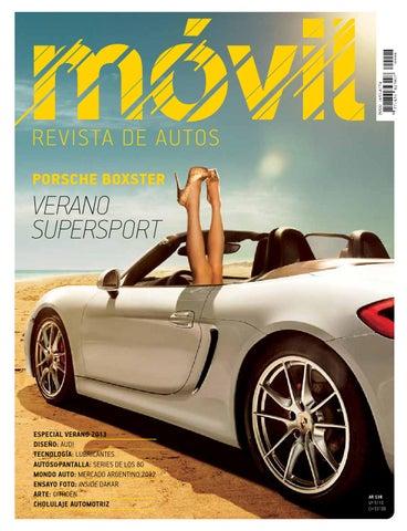 innovative design bdfef 5e23e Móvil - Revista de Autos  8 by Revista Móvil - issuu
