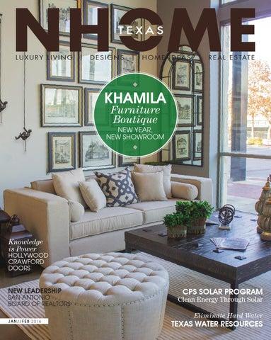 Nhome Texas Magazine Jan Feb 2016 By Nhome Texas Issuu