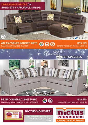 Winter 2016 Catalogue Gauteng By Nictus Furnishers Issuu
