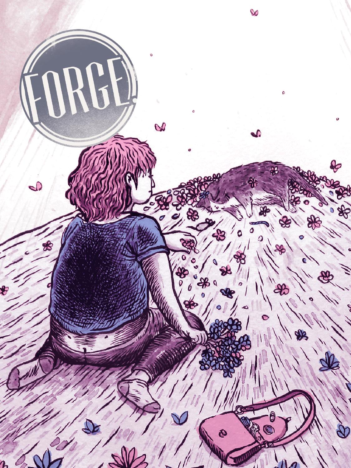 Forge Issue 11 Devotion By Forge Art Magazine Issuu