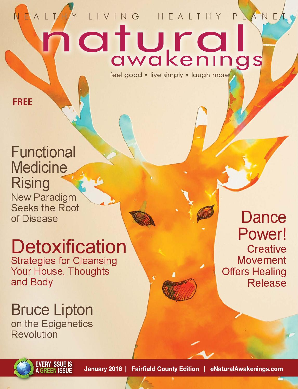 Natural Awakenings Fairfield County January 2016