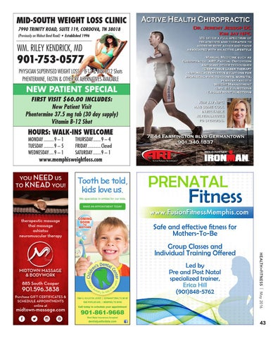 Memphis Health Fitness May 2016 By Memphis Health Fitness Issuu
