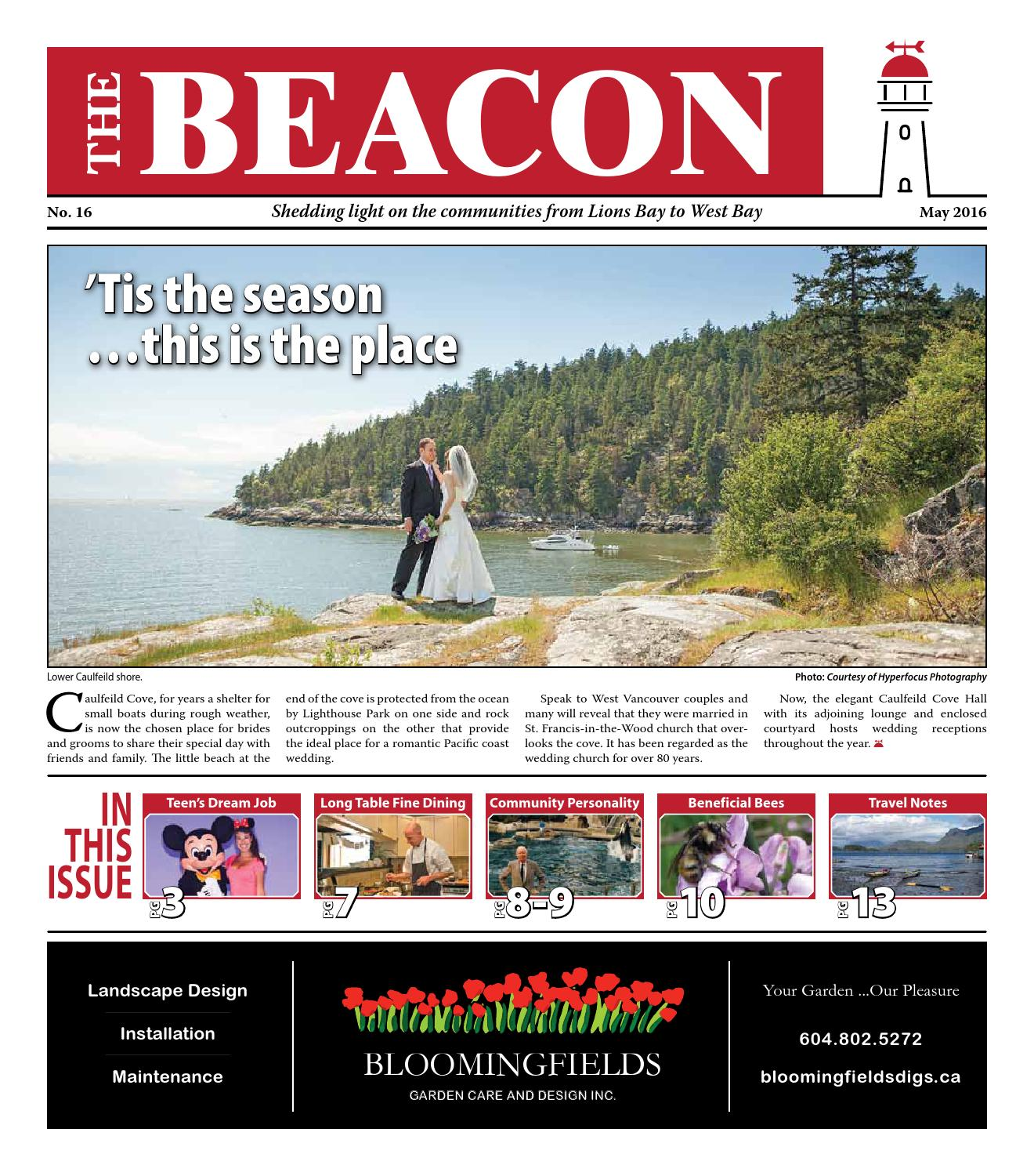 West Vancouver Beacon by The Beacon issuu