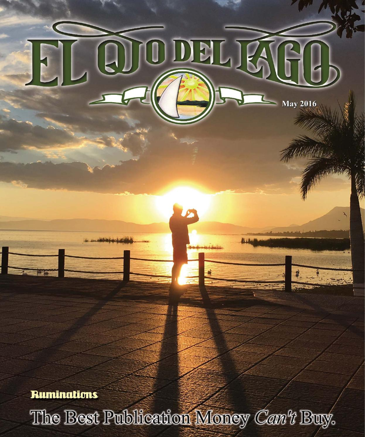 el ojo del lago may 2016 by el ojo del lago issuu