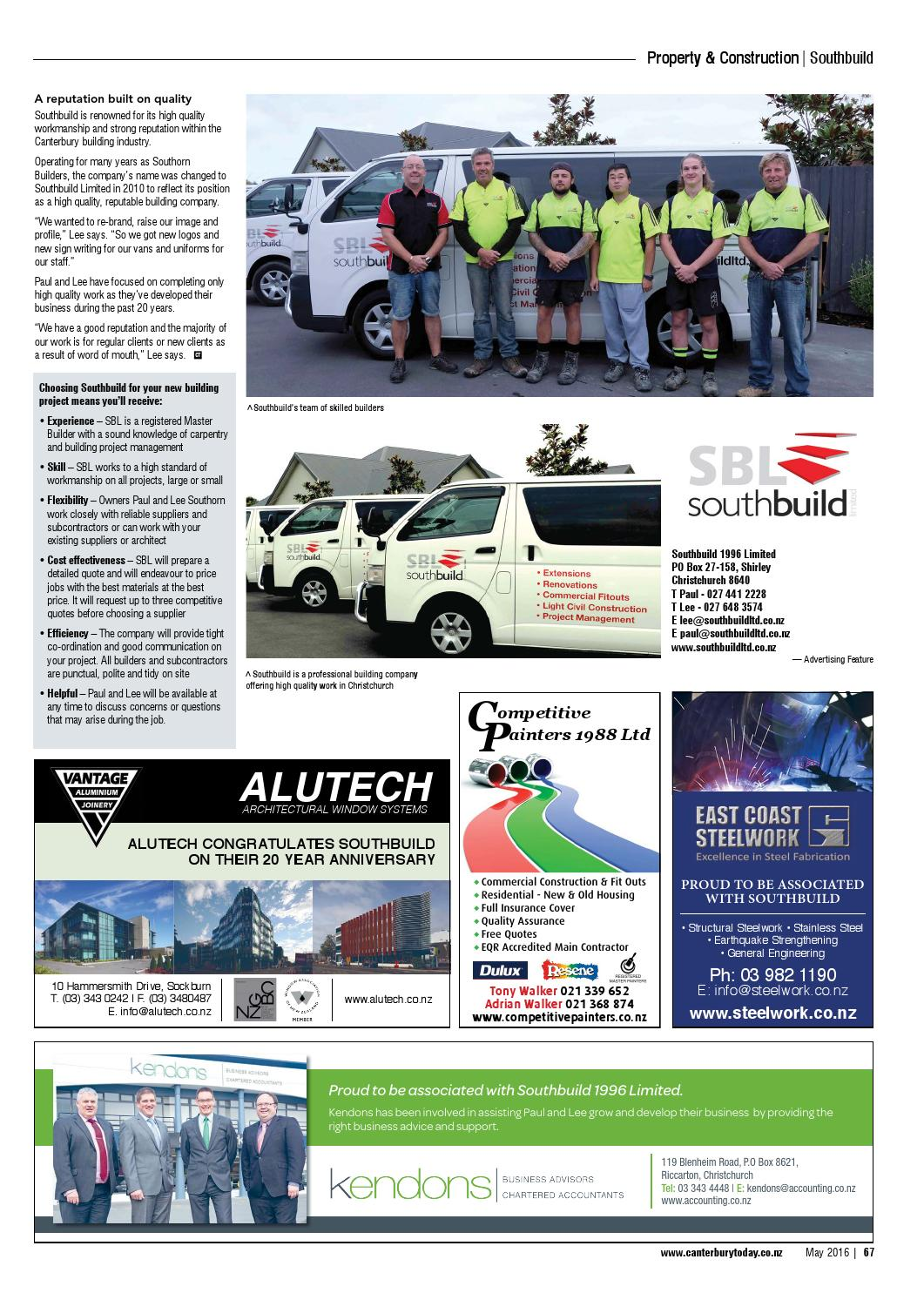 Canterbury Today Magazine Issue 138 by Academy Group - issuu